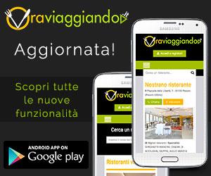 App Android Oraviaggiando Guida ristoranti