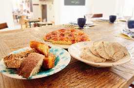 Pane e focaccie Osteria Botteghe Antiche Putignano