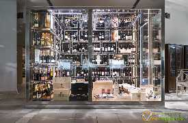 Cantina dei vini Ristorante Aqua Le Dune Lecce