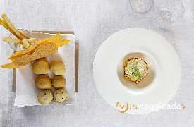 Due Cigni il ristorante Montecosaro foto 2