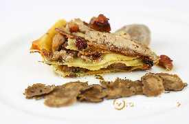 Due Cigni il ristorante Montecosaro foto 3