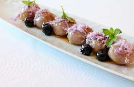 Gnocchi gourmet Ristorante Andreina Loreto