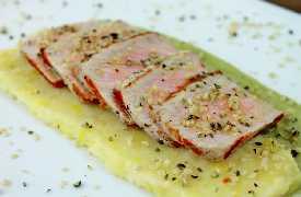 Secondo gourmet Ristorante Il Cuciniere Fano