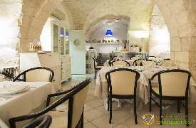 Sala da pranzo 2 Bina ristorante di Puglia Locorotondo Bari