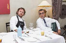 Chef e Maitre di sala  Ristorante La Bull Bari