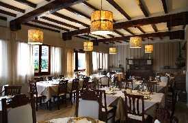 Sala da pranzo Antica Trattoria Del Reno Bologna