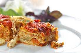 Lasagne Masseria Il Frantoio Ostuni