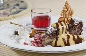 Dessert Masseria Il Frantoio Ostuni