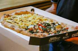 Pizzeria Mezzometro Jesi foto 1