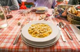 Osteria La Bumba Orciano di Pesaro foto 1