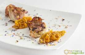 Secondo di carne Ristorante L'Olmo Bello Alberobello Bari