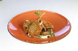 Agnello impanato e fritto I Tre Re Poggio Berni foto 11