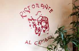 Ristorante Al Cambio Bologna