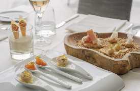 Ristorante Culinaria im Farmerkreutz Tirolo foto 2