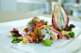 Secondo gourmet Osteria Frangipane Trani