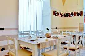 Tavoli Osteria Frangipane Trani