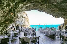 Ristorante Grotta Palazzese Polignano a Mare foto 4