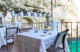 Ristorante Grotta Palazzese Polignano a Mare foto 2