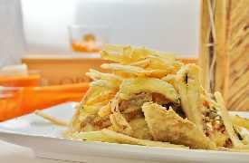 Frittura di pesceRistorante Taverna del Ghiottone Fano