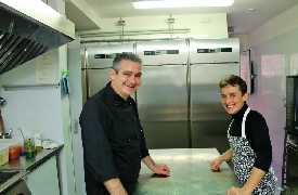 In cucina con gli chef  Ristorante Foravia Fano