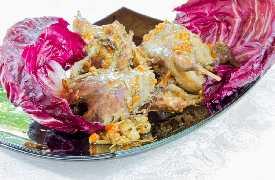 Arrosto di carne Ristorante Valsellustra Casalfiumanese