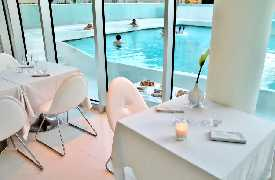 Swimming pool Ristorante I Fame Rimini
