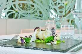 Antipasto gourmet Ristorante I Fame Rimini