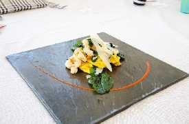 Pasta all'uovo Ristorante Zi Rosa Riccione