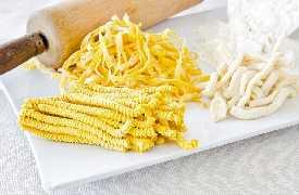 Pasta home made Ristorante Zi Rosa Riccione