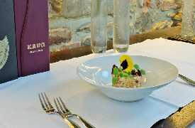 Antipasto gourmet Sottosale Hostaria Italiana Arezzo