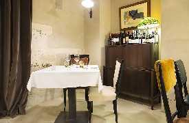 Tavolo per due  Ristorante La Bull Bari
