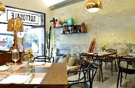 Tavoli Sottosale Hostaria Italiana Arezzo