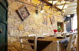 Terrazza esterna Trattoria Il Pergolato dalla Maria Pesaro foto 4