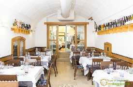 Sala interna Ristorante Al Pescatore Bari foto 8