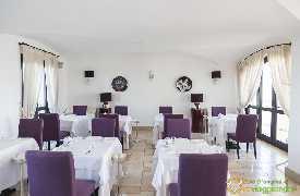 Sala interna Ristorante White Borgobianco Resort & Spa Polignano a Mare foto 0
