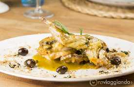 Dessert Ristorante U Curdunn Locorotondo Bari