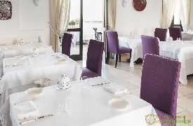 Vista laterale Ristorante White Borgobianco Resort & Spa Polignano a Mare foto 4