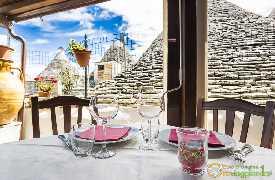 Dettaglio tavolo Ristorante l'Aratro Bari