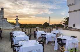 Ristorante White Borgobianco Resort & Spa Polignano a Mare foto 13