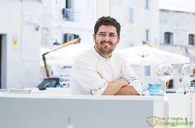 Stefano Dalessio chef Ristorante Piazza Palmieri Monopoli foto 17