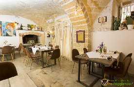 Soppalco Ristorante La Prèule Canosa di Puglia foto 4