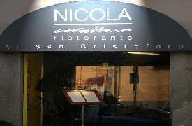 Foto principale Nicola Cavallaro Ristorante Al San Cristoforo