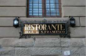 Foto Ristorante Buca di San Francesco vicino a Arezzo