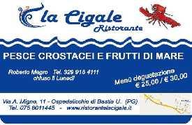 Foto principale Ristorante La Cigale