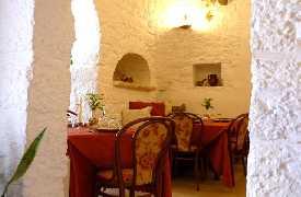 Foto Ristorante Il Pinnacolo vicino a Alberobello
