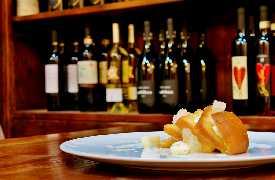 Antipasto  Controcorrente Osteria di Mare Morciano di Romagna