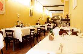 Panoramica sala  Controcorrente Osteria di Mare Morciano di Romagna