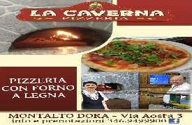 Foto principale Pizzeria La Caverna
