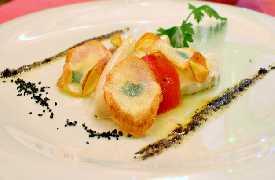 Secondo gourmet Ristorante Il Poeta Contadino Alberobello Bari
