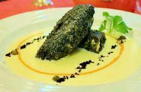 Secondo gourmet 2 Ristorante Il Poeta Contadino Alberobello Bari